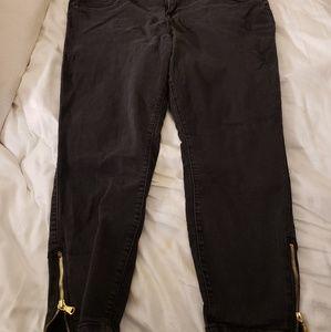 Torrid black skinny Jeans size 18